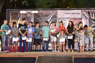 Villa Elisa estuvo de fiesta con los Premios Sembrador