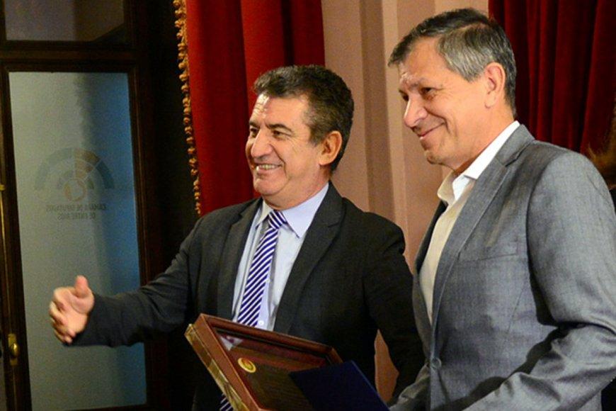 Dos protagonistas de la caída de El Diario