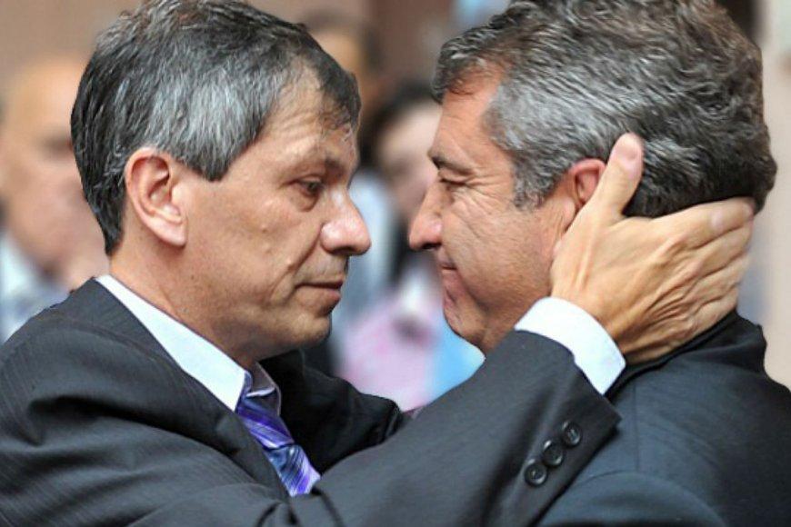 Urribarri y Báez irán a juicio y el juez solicitó su desafuero