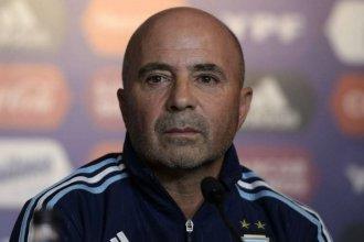 Chau DT: La AFA oficializó la salida de Jorge Sampaoli