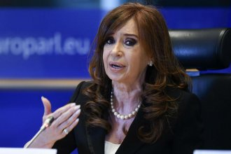 Llevan a juicio una causa contra Cristina Kirchner