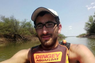 En kayak, unirá varios pueblos de la costa del río Uruguay