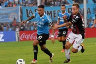 Patronato se recuperó y empató ante Belgrano en Córdoba