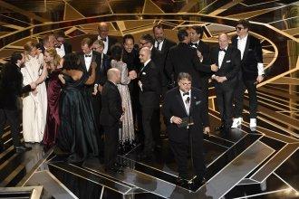 Oscar 2018: La forma del agua, la mejor película