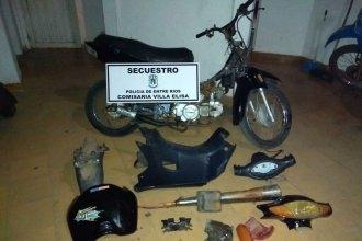 Con solo 14 años, sería el terror de las motos