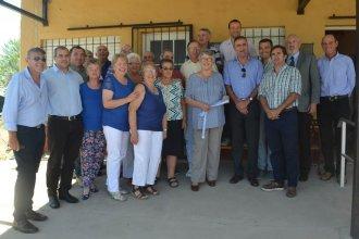 Inauguraron una oficina de Pami en Caseros