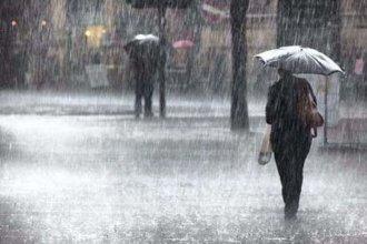 Un martes 13 lluvioso y un pronóstico con más agua