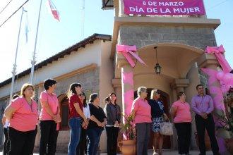 Con un emotivo acto, homenajearon a Esmeralda Bertelli