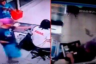 A cara descubierta, asaltaron dos negocios en menos de 24 horas