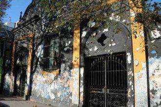La casa de Urquiza, abandonada y ¿embrujada?