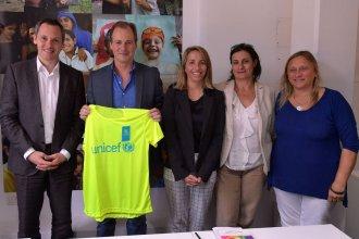 El presidente de Unicef destacó el trabajo de Entre Ríos en niñez y adolescencia