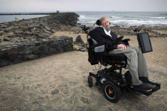 Murió Stephen Hawking, el científico que explicó el universo desde una silla de ruedas