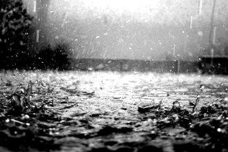 Alerta del Servicio Meteorológico para el norte y centro de la provincia