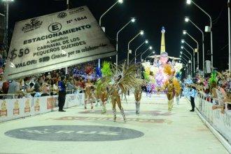 ¿Cuánto recaudaron por el estacionamiento del Carnaval?