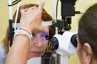 Sin miedo al glaucoma, controlan para un diagnóstico precoz