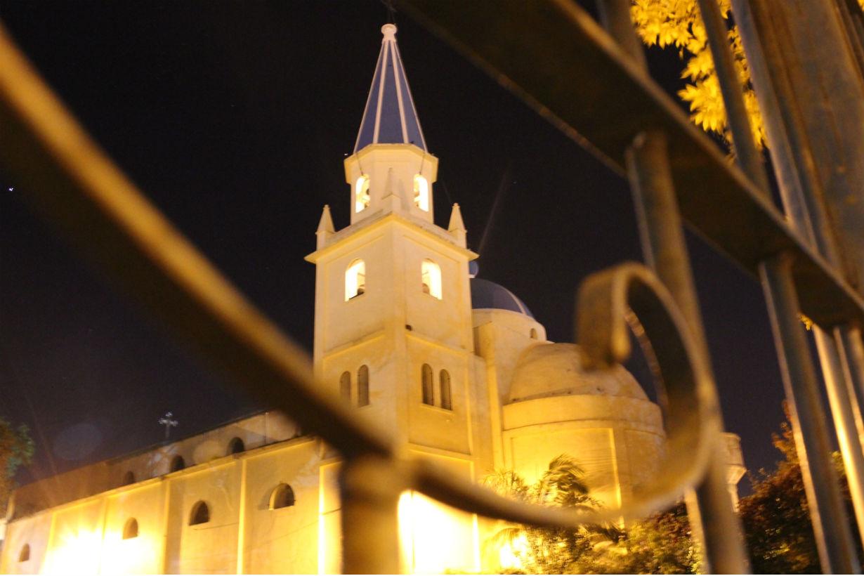 San José, una de las parroquias de la diócesis.