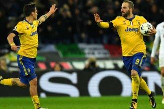 Dybala e Higuaín tendrán revancha contra Real Madrid