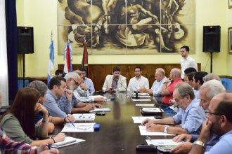 La Mesa de Competitividad Citrícola provincial se reunió con Álvaro Gabás