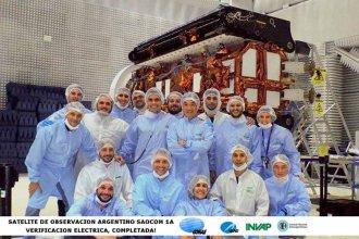 Adrián, el ingeniero entrerriano que pondrá en órbita un nuevo satélite