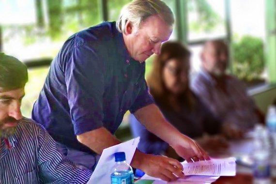 Intentan postergar el juicio a Cevey por el reparto de tierras en Puerto Yeruá