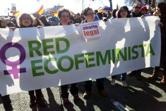 Ahora, el ecofeminismo
