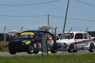 Intensa actividad en el Autódromo de Concepción del Uruguay