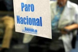 La Bancaria convocó a un paro nacional
