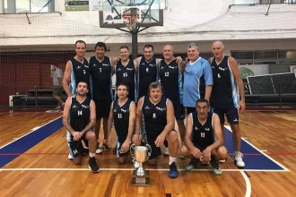Colonenses, campeones en Montevideo