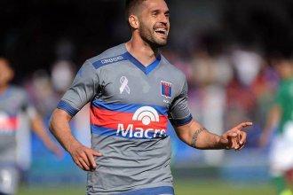 Fede González le hizo un gol a Independiente