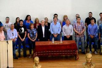 Capitanich llegó a Paraná para hablarle al Peronismo