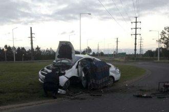 Fatal accidente se cobró la vida de dos personas