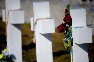 Identificaban soldados argentinos en Malvinas, pero suspendieron actividades por falta de fondos