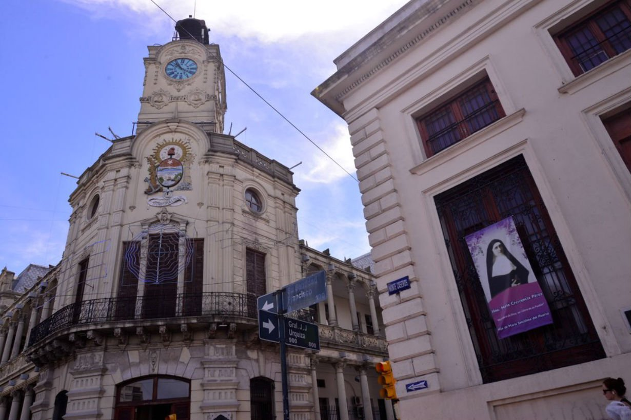 Municipalidad de Paraná.