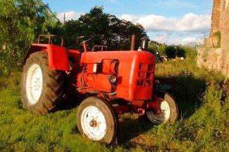 Allanamientos en Ubajay y Concordia por el robo de un tractor