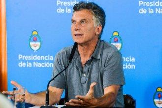 """Promesa de Macri: """"No habrá más grandes ajustes"""""""