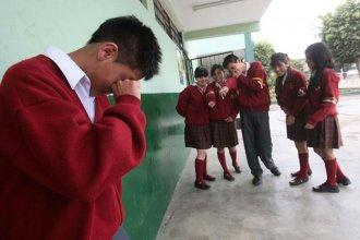 Los datos sobre bullying en Entre Ríos, según la evaluación Aprender