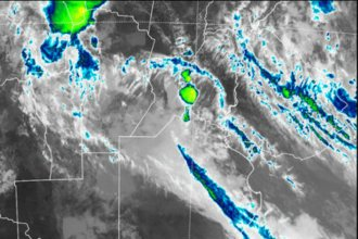 """3 ciudades entrerrianas, en alerta """"a corto plazo"""" por tormentas fuertes"""