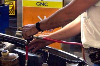 Tras el aumento del 15%, afirman que el GNC no subirá hasta octubre