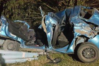 Seis heridos de gravedad en un accidente en la ruta 12