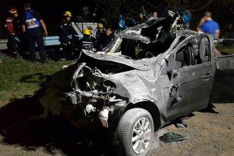 Falleció el hombre que despistó y atropelló a 5 jóvenes de Concepción del Uruguay