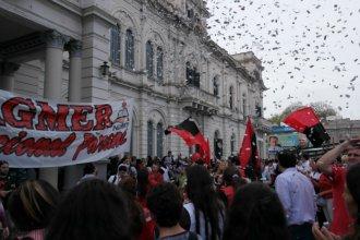 Agmer anunció dos días de paro y movilización