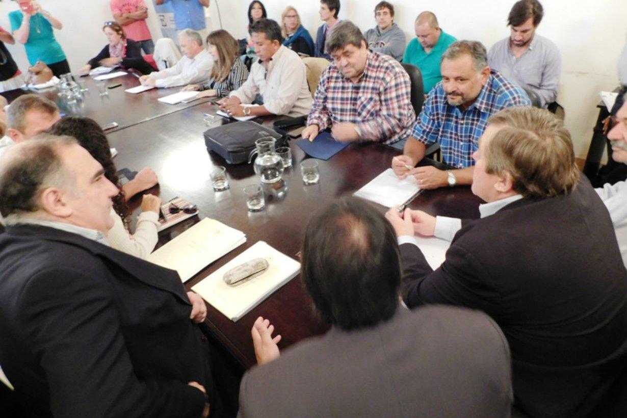 ATE y Gobierno volverán a reunirse hoy a las 15.