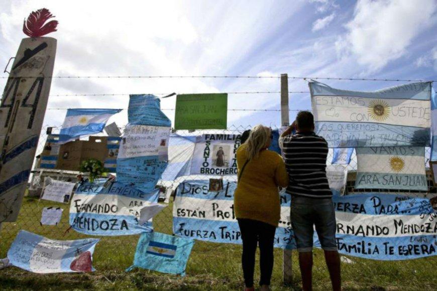 Tripulantes vivieron horas de agonía dentro del ARA San Juan — Argentina