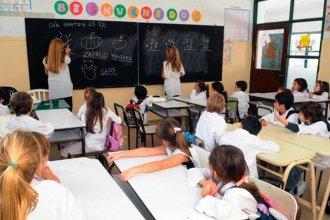 """Según un estudio, el salario docente tuvo una """"merma progresiva"""" en los últimos 3 años"""