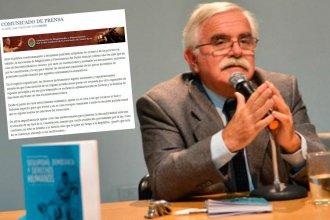 Fuerte respuesta del abogado de Urribarri a la Asociación de Magistrados