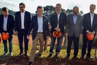 Bordet se reúne con Macri en Misiones