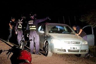 Sorprenden a empleado de AFIP cargando electrodomésticos en su auto para pasarlos por el puente