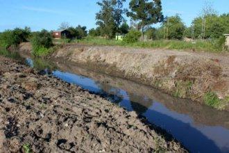 La provincia ejecutará la canalización y el alcantarillado del arroyo El Doctor