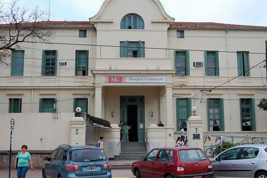 Hospital Centenario.