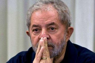 Lula da Silva quedó detenido